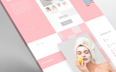 Shine Products Template